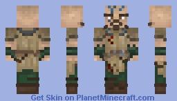 Exvind (The Viking) Minecraft Skin