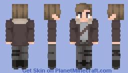 Newt | Maze Runner | The Death Cure Minecraft Skin