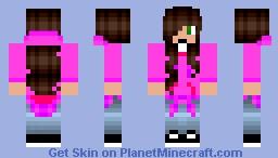 Female Alex Minecraft Skin