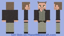 The Walking Dead-Gavin Minecraft Skin