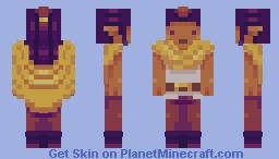 Huntress (Enter The Gungeon) Minecraft Skin