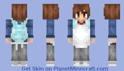 ✰ᙏìɗ✰ Request Minecraft Skin