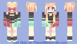 ♚ basick chick // 900 Minecraft Skin