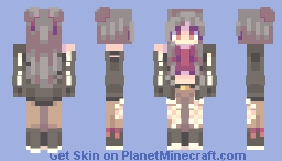 ➹ skull candee Minecraft Skin