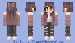 ♥L3Δ♥ ~ I remember when (Gift) Minecraft Skin