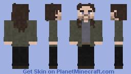 The Walking Dead-Jared Minecraft Skin