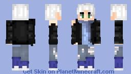 """⚔ Λοgαη ⚓ """"It takes courage to grow up and become who you really are"""" (Fanskin for Golden) Kace Minecraft Skin"""