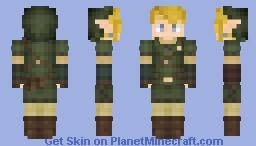 Link ~ Zelda Twilight Princess Minecraft