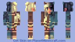 My Demons // fs Minecraft Skin