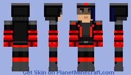 Pete (MCSM) Wearing Duel Gauntlets Minecraft Skin