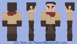 Roland Deschain Minecraft Skin