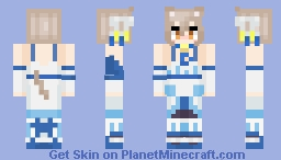felix [re:ZERO] Minecraft Skin