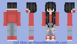 SimplyChar Minecraft Skin