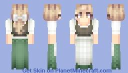 Rosy~ Minecraft Skin
