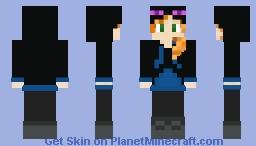 Ender Alex! Minecraft Skin