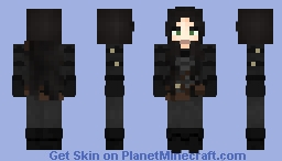 Elizabeth [HollowWorld Commision] Minecraft Skin
