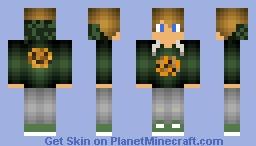 Cookie Boy Minecraft Skin