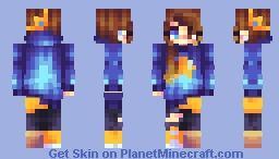 Feel the thunder - Persona skin Minecraft Skin