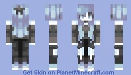 ♥мαηgℓє∂♥ See Comets and Shooting Stars Minecraft Skin