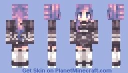 Thirteen Curses Minecraft Skin