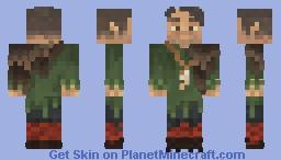 Slavic Man #4 (Darker) [Second colors] Minecraft Skin