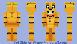 Spring Bonnie | Fanmade [Better in 3D] Minecraft