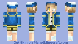 ⚔ Λοgαη ⚓  I cry; I cry, when anything hurts (Persona of Mangled and Fanskin) Oliver Minecraft Skin