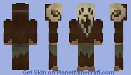 [LotC] Elder Wild Man Minecraft Skin