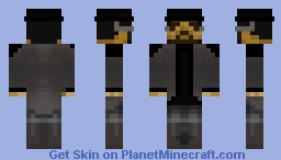 Will Smith - Wild Wild West (Skin Contest) Minecraft Skin