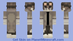 Dust Bowl Minecraft Skin