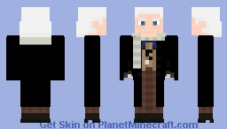 Doctor Who - 1st Doctor (The Tenth Planet)
