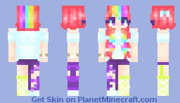 Color or Colour? Minecraft Skin