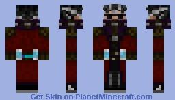 Auron FFX Minecraft