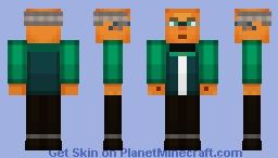 Beacontown Citizen 1 (Minecraft Story Mode) Minecraft Skin