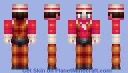 sᴜᴘᴇʀʜᴇʀᴏᴄᴏɴɴᴏʀ (ᴀs ᴀ ᴄᴏᴡʙᴏʏ) [ᴡᴇsᴛᴇʀɴ sᴋɪɴ ᴄᴏɴᴛᴇsᴛ] Minecraft Skin