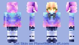 🐬Where Dreams Come True🐬 [Sensuki 200 Sub Disney Contest] Minecraft Skin