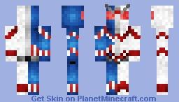 Kamen Rider Double AmericaNihon Minecraft Skin