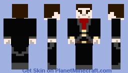 MC President Minecraft Skin