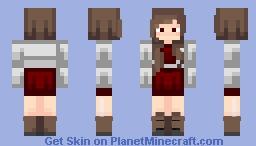 IB inspired Minecraft Skin