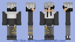 Ura - dfox20 Request Minecraft Skin