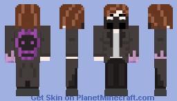 Gas Mask Minecraft Skin