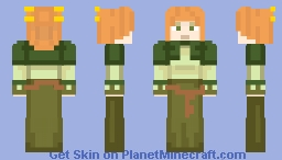 Ginger Chao Minecraft