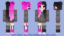 Skrrrrrt Gang Gang Clout Minecraft Skin