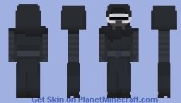 Kylo Ren Minecraft Skin