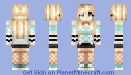 Lovin' Space Minecraft Skin