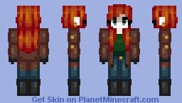 Shes Lost Control Again ~ PlantyBox Minecraft Skin
