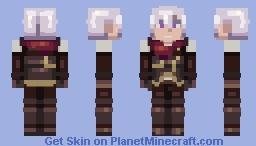 Riku Dola |No game, No life: Zero| Minecraft Skin