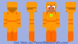 OK K.O. - Shannon Minecraft Skin