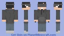 Virtually Ingame Minecraft Skin