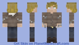 【ℱ】[Request for Minebraham] Minecraft Skin